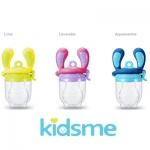 KidsMe Food Feeder จุกที่ป้อนอาหารเด็กแบบซิลิโคน แพคเดี่ยว BPA Free