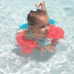 วิธีดูแลผิวลูกน้อยเมื่อไปว่ายน้ำ