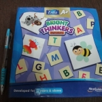 bright thinkers alphabets
