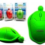 3D USB Mouse MELON TURTOISE