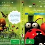Minuscule Season 2 = 3 Disc Update