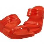 รองเท้า Fitflob Walkstar slide Orange สีส้ม No.FF132
