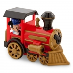 z Mickey Mouse Pullback Train with Sound (พร้อมส่ง)