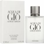 น้ำหอม Armani Acqua Di Gio Pour Homme EDT ขนาด 100ml.กล่องซีล