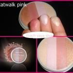 **พร้อมส่งค่ะ+ลด 50%**Wet n Wild - Catwalk Pink C345 สามารถใช้เป็นได้ทั้งบลัชออน อายแชโดว์ หรือไฮไลท์ก็ได้