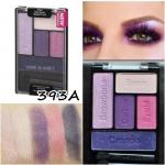 **พร้อมส่งค่ะ+ลด 50%**Wet n Wild Color Icon Eyeshadow Palette 5 Pan #393A Floral Values โทนสีม่วง-ชมพู