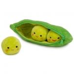 z 3 Peas-in-a-Pod Plush - Toy Story 3 - Mini Bean Bag - 8''