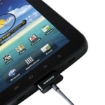 Cable USB To Tablet Sumsung (3M) Black