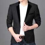 พรีออเดอร์ เสื้อสูทชาย เสื้อสูทบาง สไตล์วัยรุ่น แฟชั่นเสื้อสูทสไตล์เกาหลี