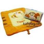 ผ้าห่ม Pooh Series น่ารักน่าใช้ ลิขสิทธิ์แท้ : Tigger