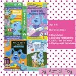 DVD Blue Clue 2 แผ่น