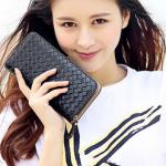 กระเป๋าสตางค์ผู้หญิง HOW R U-0098