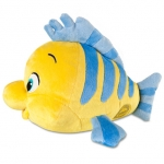 z Flounder Plush - The Little Mermaid - Small - 10''
