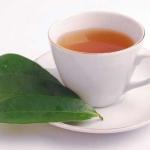 การดื่มชาทุเรียนเทศ