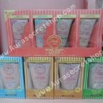 Baby Kiss BB gift set เบบี้คส บีบี ทาตัว ปรับผิวขาว SET 4 ชิ้น 4 สี ชิ้นละ 55 ML