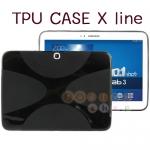 พร้อมส่ง*เคส Tab 3 Tpu case x line  ฝาหลัง