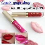 **พร้อมส่ง+ลด 50%** Stila Lips Are Sealed - Stay All Day Liquid Lipstick Duo (Limited Edition) 2 x 1.5 ml
