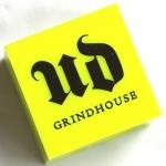**พร้อมส่ง+ลด50%**Urban Decay Grindhouse กบเหลือง