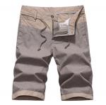Pre-order กางเกงขาสั้น กางเกงลำลองฤดูร้อน กางเกงทะเล แบบทูโทน แฟชั่นสไตล์เกาหลี สีเทาเข้ม