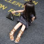 รองเท้าแฟชั่นเด็ก ทรงสูง ไซส์ 29