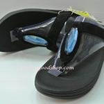 รองเท้า Fitflob Chada สีดำ No.FF210