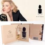 Si Eau De Parfum Intense จาก Giorgio Armani for women ขนาดทดลอง 1.5ml