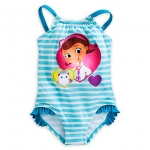 Doc McStuffins Swimsuit for Girls ของแท้ นำเข้าจากอเมริกา