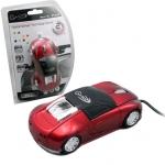 USB Optical Mouse G-TECH Car (V.2) คละสี