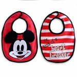 z Mickey mouse bib set for baby