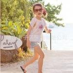 เสื้อเด็กหญิง สีขาว แฟชั่นเด็ก New PinkIdeal