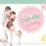 CD Set 3 แผ่น ซีดีเพลงเด็ก Lovely Baby Family อัลบั้มเพลงที่จะช่วยเสริมสร้างความผูกพันภายในครอบครัว