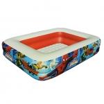 ( Spiderman Pool ) สระว่ายน้ำเป่าลม สไปเดอร์แมน (2 เมตร) ลิขสิทธิ์แท้ 79x59x20 นิ้ว