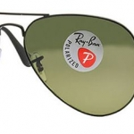 RB3025 002/76 | Ray-Ban AVIATOR LARGE METAL Polarized (โพลาไรซ์)