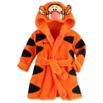 Z Tigger Bath Robe for Baby - Personalizable (12-18month)
