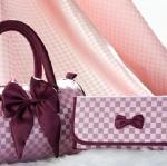 กระเป๋าถือ นารายา ผ้าซาติน (NaRaYa Satin)