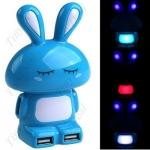USB2.0 Hub 4 Port (กระต่าย)