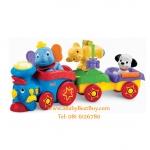 z Fisher-Price Disney Baby Amazing Animals Sing-Along Choo-Choo นำเข้าจากอเมริกา(พร้อมส่ง)