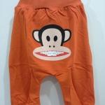 M12026 กางเกงสามส่วน Paul Frank - สีส้ม