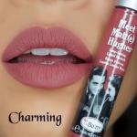 **พร้อมส่งค่ะ**The Balm Meet Matte Hughes Long Lasting Liquid Lipstick สี Charming