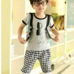 M01132_ชุดเสื้อ+กางเกง