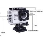 กล้องวิดีโอถ่ายใต้น้ำ