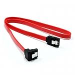 Cable Sata หัวงอ กันหัก (มีที่ล็อค HDD)