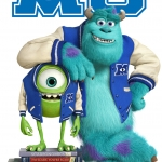Monsters University (Sound: Thai: Eng, Sub: THai/eng)