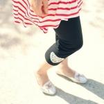 กางเกง ปักมุม