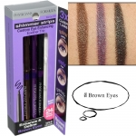 **พร้อมส่ง+ ลด 50%**physicians formula shimmer strips custom eye enhancing eyeliner trio สี Brown Eyes