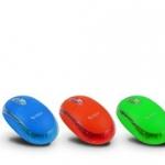 USB Optical Mouse G-TECH (GT1001) คละสี