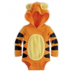 Z Tigger Disney Cuddly Bodysuit Costume for Baby (12-18 month)