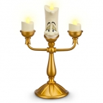 Lumiere Light-Up Figure - Beauty and the Beast ของแท้ นำเข้าจากอเมริกา