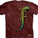 Pre.เสื้อยืดพิมพ์ลาย3D The Mountain T-shirt : Bright Eyes