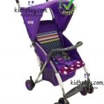 รถเข็นเด็กMini baby stroller natur พกพาง่าย เดินเที่ยวสะดวก
